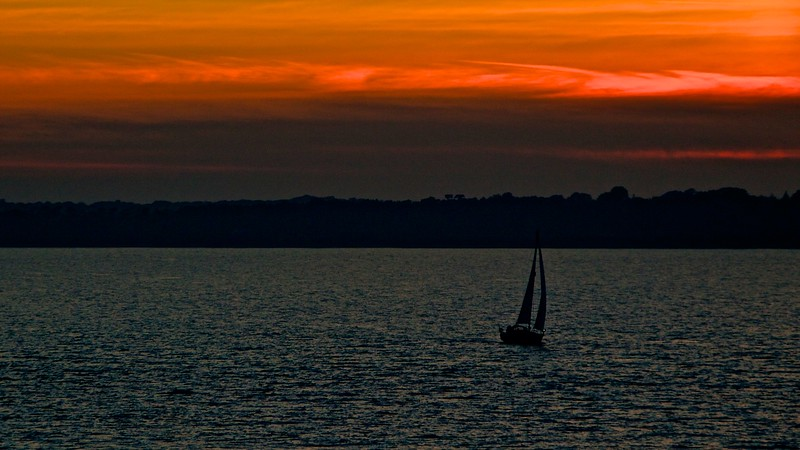 The Solent, Isle of Wight