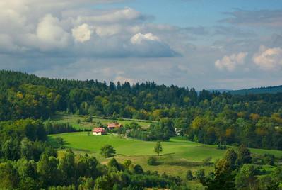 Brzozowiec from Bania