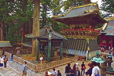 Toshugo Shrine, Japan