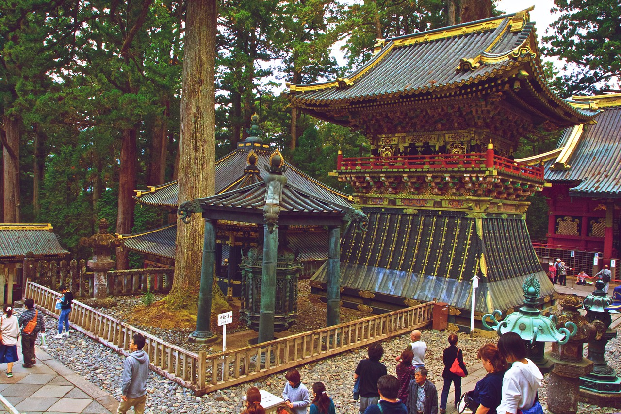 Toshugo Shrine, Japan