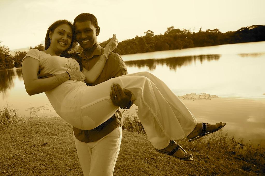 Denesh & Janelle