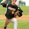 Logan Fox, Summers county pitcher, delivers a pitch to home plate during a game against Greater Beckley. Jon C. Hancock/for The Register-Herald
