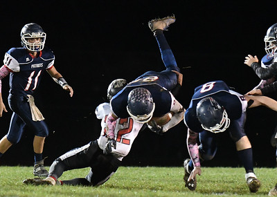 Independence vs Liberty at Independence High School Friday night. (Rick Barbero/The Register-Herald