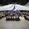 People attend the 98th annual Beckley-Raleigh County Chamber of Commerce Annual Dinner at the convention center in Beckley Friday.(Chris Jackson/The Register-Herald)