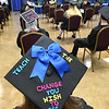 New River Community & Technical College held their commencement for 2020 and 2021 graduates at the Beckley-Raleigh County Convention Center Saturday morning.<br /> (Rick Barbero/The Register-Herlad)
