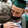 Wyoming East graduation.<br /> Jim Cook for the Register-Herald