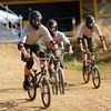 Scouts ride BMX around the dirt track at the Adventure Zone during the 2017 National Jamboree at The Summit Bechtel Reserve near Mt. Hope. (Chris Jackson/The Register-Herald)