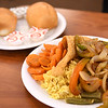 Nice variety of food at Golden Coral in Beckley.<br /> (Rick Barbero/The Register-Herald)