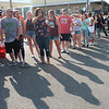 Fairgoers wait in line for the Nelly concert at the State Fair of West Virginia in Fairlea Thursday. Jenny Harnish/The Register-Herald