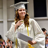 (Brad Davis/The Register-Herald) Westside High School's 2017 Commencement Ceremony June 4 in Clear Fork.