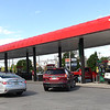 People filling up at Sheets on Harper Road in Beckley Tuesday evening.<br /> (Rick Barbero/The Register-Herald)