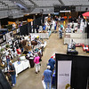 Womans Expo held at Beckley-Raleigh County Convention Center Friday afternoon. This is a two day event with 120 vendors displaying their products.<br /> (Rick Barbero/The Register-Herald)