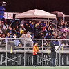 Fans watch the Robert C. Byrd verses Winfield Class AA/A semifinal soccer match Friday in Beckley. (Chris Jackson/The Register-Herald)