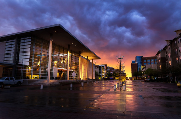 Fire and Ice - Eisemann Center for Performing Arts