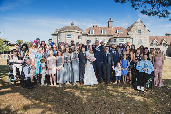 Crowhurst Park Battle Wedding Photos