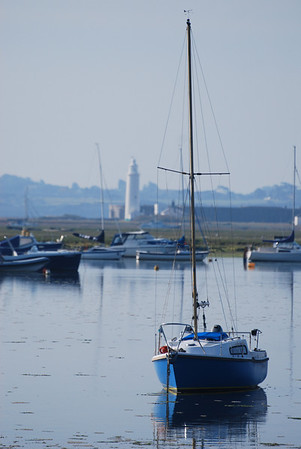 Keyhaven and Milford on Sea