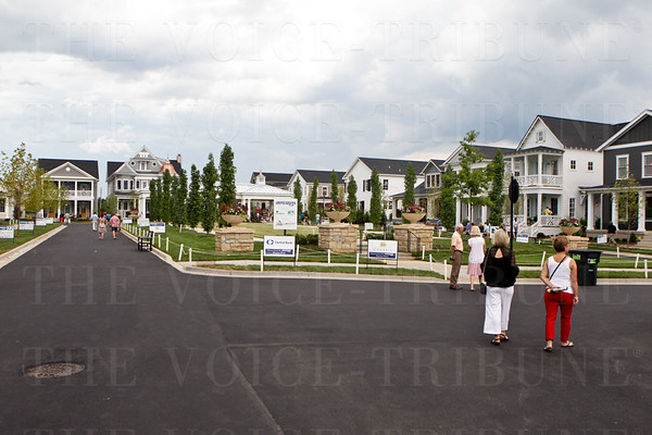 Homearama Norton Commons Preview Party 2016