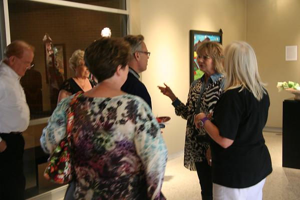Fine Art Alumni Showcase Event
