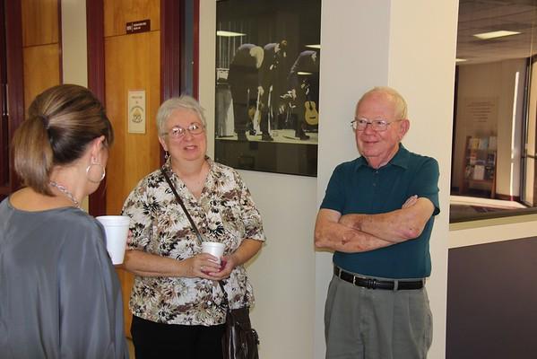 Pre-chapel Fellowship and Chapel