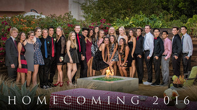 Homecoming Group 2016
