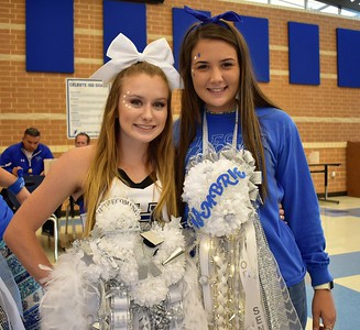 Homecoming Week 2018: Blue and White Day