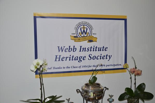 Heritage Society Dinner