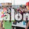 The Eagles celebrate with dress up days, carnival, pep rally, bonfire and color wars for Homecoming 2017 at Argyle High School in Argyle, Texas, on October, 18, 2017. (Stacy Short / The Talon News)