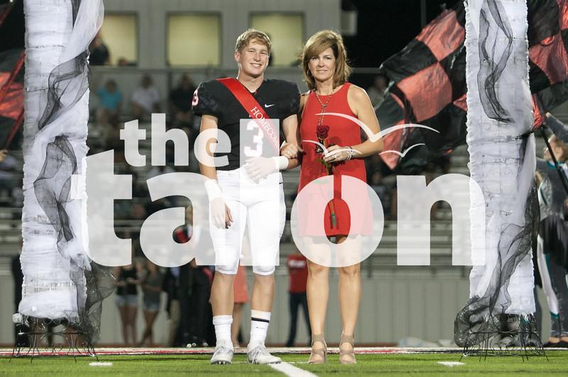 Varsity football takes on Paris for homecoming at Argyle High School on 6/5/07 in Argyle, Texas. (Stacy Short/ The Talon News)
