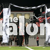 Varsity football takes on Paris for homecoming at Argyle High School on 6/5/07 in Argyle, Texas. (Stacy Short/ The Talon News)