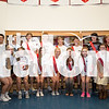 Homecoming court is announced on Sept. 9 at Argyle High School in Argyle, Texas. (Annabel Thorpe / The Talon News)