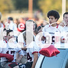 Eagles participate in 2015 homecoming parade on Oct. 21, 2015 in Argyle, Texas. (Christopher Piel/The Talon News)