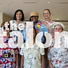 Students dress up for Tacky Tourist Day for Homecoming Week on Sept. 20, 2016. (Annabel Thorpe / The Talon News)