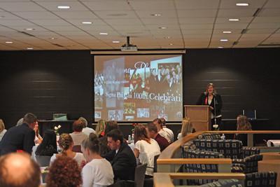 Homecoming Davenport 2013-Sigma Phi Chi Events
