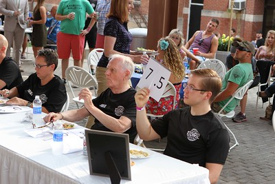 Talent Show BBQ-Homecoming 2014