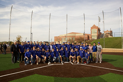 Runkle Baseball Field Dedication