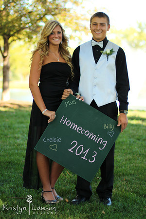 Homecoming and Prom