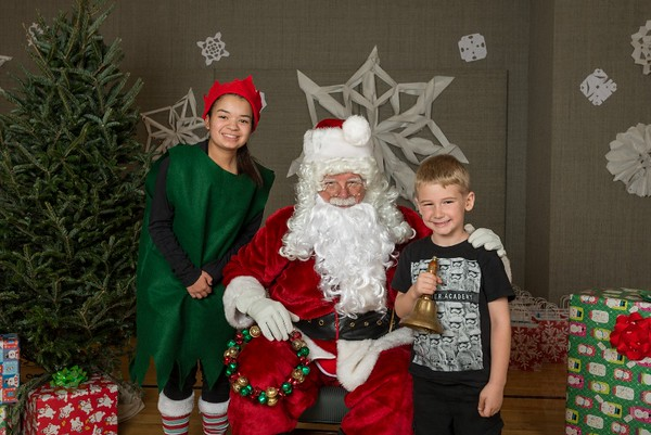 Homefront Santa - 12/16/2017