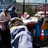 Chinatown homeless camp