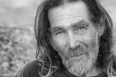 HOMELESS COLLECTION B/W