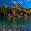Blue Lake Grandeur
