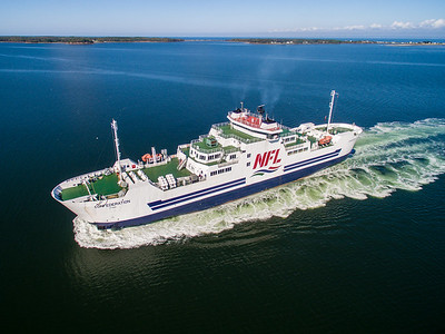 NFL Ferry Confederation