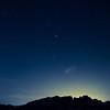 Antelope Island Stars Portrait