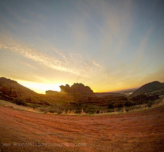 Red Rocks Sunrise, Morrison, CO