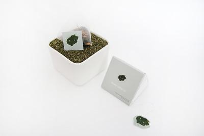 """Dana Zeng '19 – Design, """"OCHA Tea"""" –Gold Key"""