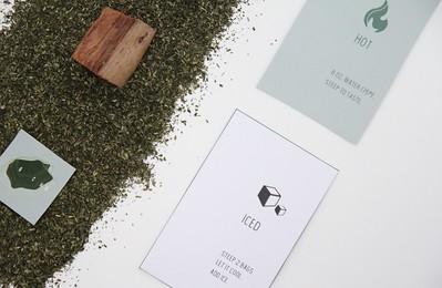 """Dana Zeng '19 – Design, """"OCHA Tea"""" – Gold Key"""