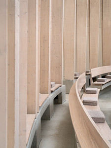 Main Chapel Seating