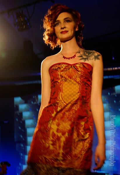 Skin Therapy Birdseed Fashion Show