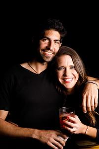 Vinnie and Nikki