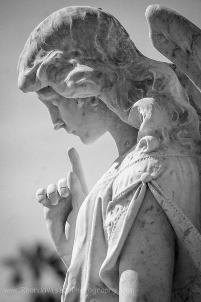 Angel Watch-Key West Cemetery
