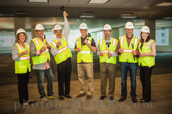 Carbonite - Boston headquarter groundbreaking